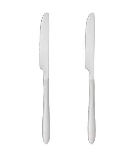 Secret de gourmet - Lot de 2 Couteaux INOX Nevis