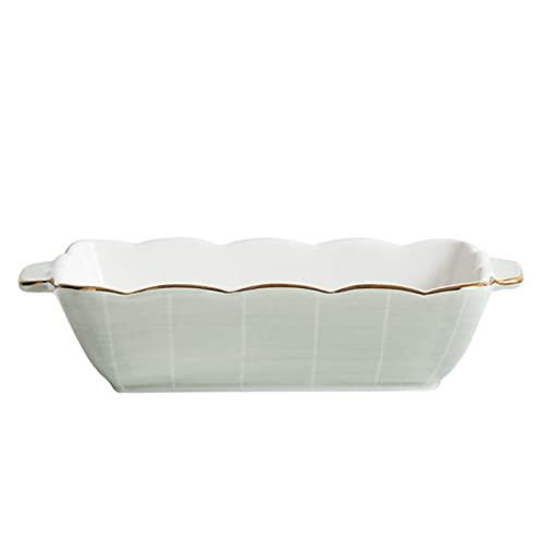 1 Piece Cake Pans Ceramic Bakeware Baking Sheets Nonstick Baking Utensils Set And Supplies 550ml