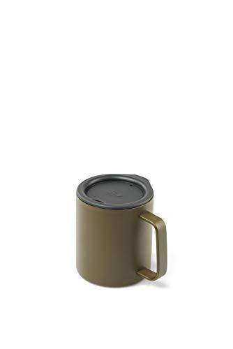 GSI Outdoor Glacier Isolierter Camping-Becher für Kaffee, Tee, Arbeiten von zu Hause und in der Hütte
