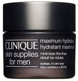 Clinique Skin Supplies For Men Maximum Hydrator - Normal To Dry Skin, 50ml