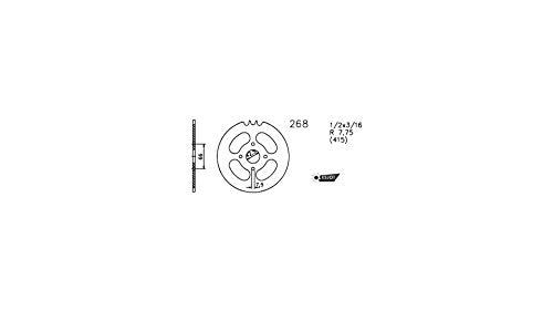 Kettenrad 32Z TEIL 415 20-0268-32 Z??ndapp ZA 25