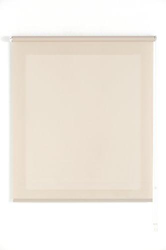 Uniestor Basic - Estor Translucido, Marfil, 120X175 cm
