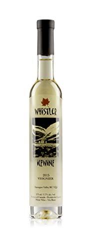 Whistler 2015 Viognier Eiswein 37.5 CL, Kanadischer Wein, Okanagan Valley, BC VQA, Kanada
