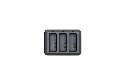 DJI 3-Bay Battery Charging Hub Tello Drone Batteries, Black, CP.PT.00000271.01