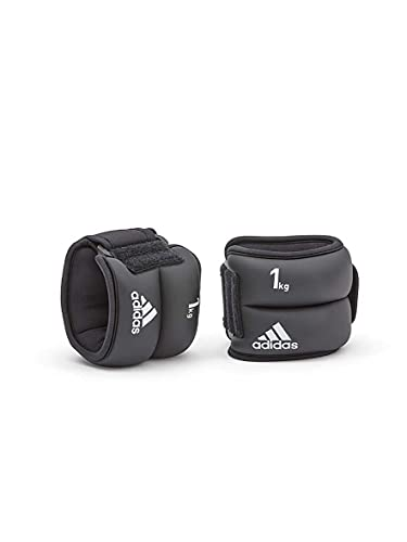 adidas Ankle/Wrist Weights , 2 x 1 kg
