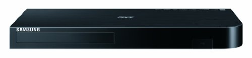 Samsung BD-H5500 3D Blu-ray-Player (1080p Upscaling, Smart TV) schwarz
