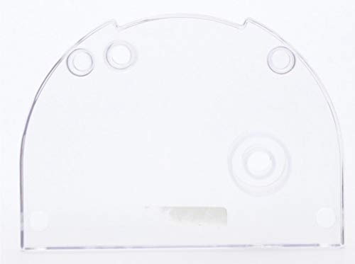 Vervangende foodprocessor doorzichtig plastic elektrisch veiligheidsschild 524894 (KFP1644Shield) voor KitchenAid 16-cup keukenmachine (modellen vanaf 5KFP1644 en KFP16)
