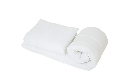 Set Couette+oreiller 100x135/40x60 OEKOTEX pour lit bébé 60x120 fabriqué en Europe pour bébé de 18 mois et plus.couette 100x135cm +60x40cm oreiller