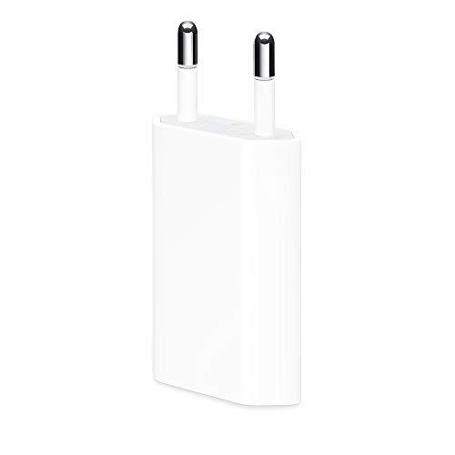 Adaptador de Corriente USB de 5W de Apple