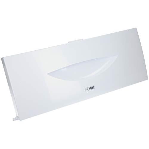 Kenekos - Gefrierfachtür kompatibel mit Kühlschrank Bauknecht, Whirlpool, Indesit, mit integriertem Gefrierfach. Ersetzt u. a. Teile-Nummer 481241619514 und 481241619711