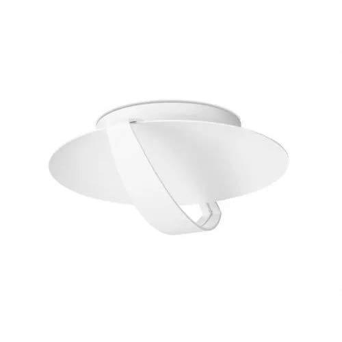 LEDs C4 15-2020-14-14 Plafonnier saturn 1xled 9w sharp Blanc Mat