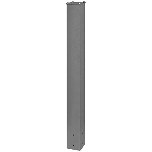 Mail Boss 7120, Granite In-Ground Mounting Post, 43 x 4 x 4 inches, for Use with Mailbox,Medium