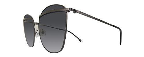 GF FERRE Sonnenbrille GFF1226 Rund Sonnenbrille 58, Schwarz