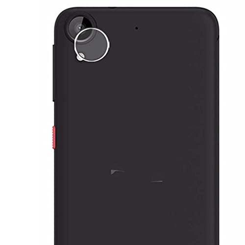 Vaxson 2 Stück Kamera Schutzfolie, kompatibel mit HTC Desire 530 630, Kameraobjektiv TPU Folie [nicht Panzerglas Bildschirmschutzfolie/Hülle Hülle ]