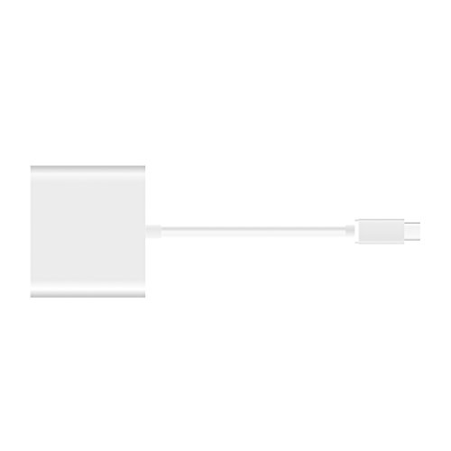 3in 1Multi-port USB Type C Hub USB-C to USB 3.0/HDMI/Hub Charger Adapter