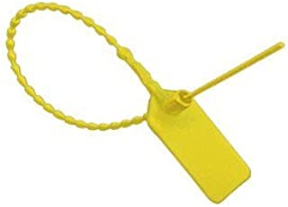 Yellow Pull-Tite Security Seal (Package of 100)