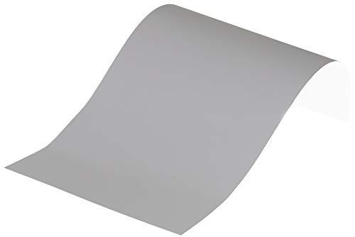 Neoxxim 3,77€/m² Plotterfolie MATT 4 grau 30 x 106 cm Möbelfolie Deko Folie Klebefolie selbstklebend