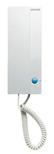 Fermax Loft 3399, teléfono de la puerta universal, sistema de cableado de 5 hilos, montaje sobre-yeso