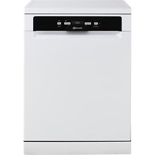 Bauknecht IBFC 3C33 Stand-Geschirrspüler - 60 cm, Weiß, Energieeffizienzklasse D