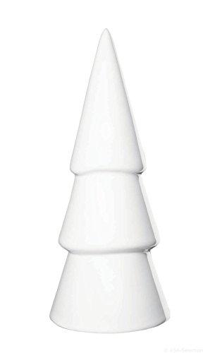 ASA Xmas Tannenbaum, Steingut, weiß, 6 x 13,8 cm