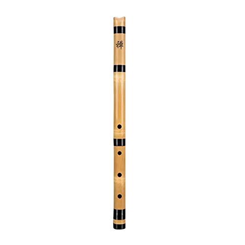 YiGanQiang Anfänger Loch Flöte, japanischen Shakuhachi Tang Professional Spielen Acht-Loch G Key F Key alte Art männliche und weibliche Musikinstrumente (Size : G)