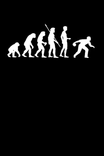 Kegeln: Evolution Kegler: Notizb...