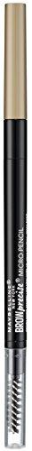 Maybelline New York Brow Precise Micro Pencil, Blond Augenbrauenstift