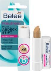 Balea Soft & Clear Abdeckstift Fb. 20, 1 x 4,5 g