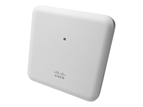 Cisco Aironet 1852I-B-K9 Wi-Fi Access Point, 802.11ac Wave 2, with Internal Antenna (AIR-AP1852I-B-K9)