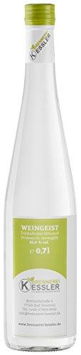 0,7 Liter Primasprit Weingeist Trinkalkohol Ethanol 69,9% vol.