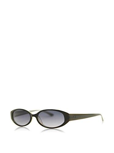 Adolfo Dominguez Ua-15055, Gafas de Sol para Mujer, Negro (B