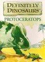 Definitely Dinosaurs - Protoceratops
