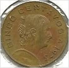 1973 Mexican 5 Centavos --