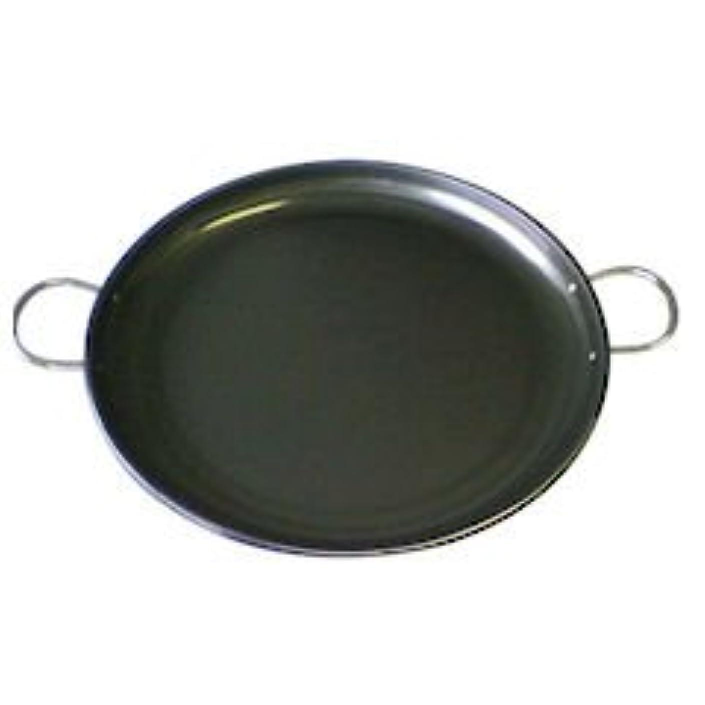 強盗ランチョン警告鉄 パエリア鍋 パートII 40cm
