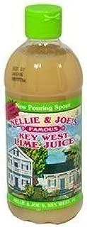 Nellie & Joe's Key West Lime Juice 12x 16Oz