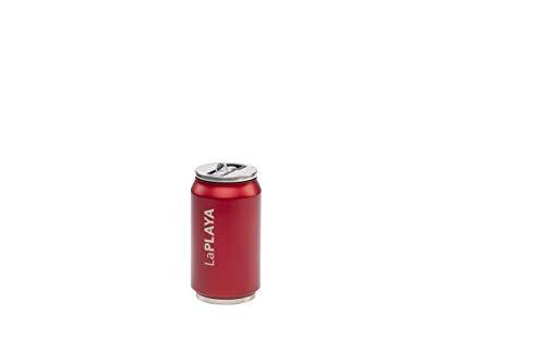 LaPlaya Trinkdosen Cool Can, rot, M