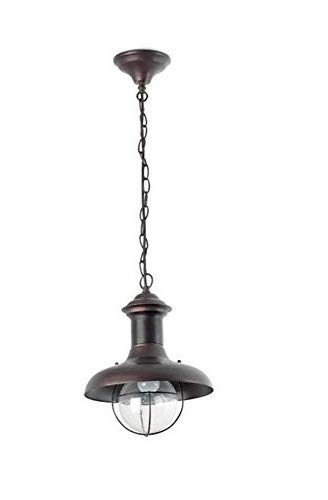 val2fe71142/244 éclairage plafonnier lampe à suspension pour extérieur en métal – proposition de Valastro Lighting