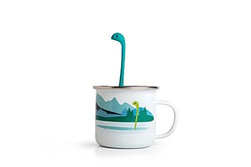 OTOTO Tasse Nessie + Baby Nessie Tee-Ei Set