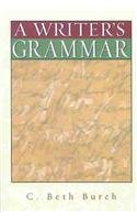 A Writer's Grammar