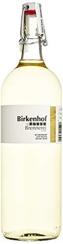 BIRKENHOF Brennerei | Alte Marille - feine holzfassgereifte Spirituose | (1 x 1l ) - 40 % vol. - 3