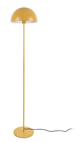 Present time - Lampadaire métal jaune BONNET