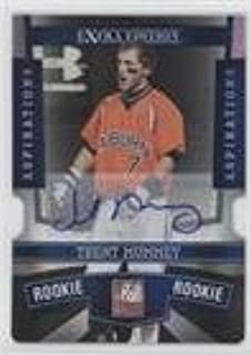 Trent Mummey #38/100 (Baseball Card) 2010 Donruss Elite Extra Edition - [Base] - Aspirations Die-Cut Signatures #149