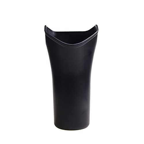 KOPOU Cubo de Almacenamiento de Coche Cubo Plegable de Paraguas para Coche/Camión/RV Soporte de Taza de Fácil Instalación Cubo de Almacenamiento para Cartera/Monedas