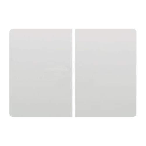 Bjc - 21709 juego 2 teclas 2int-2conm-2pul coral blanco Ref. 6530510203