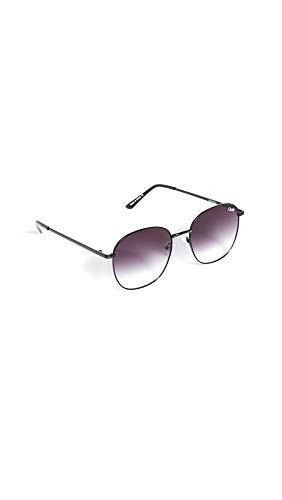 Quay Women's Jezabell Sunglasses, Black Fade, One Size