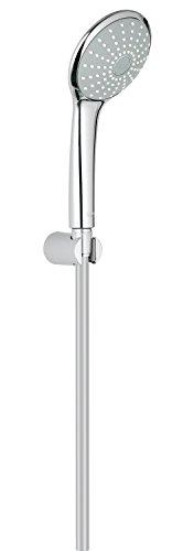 GROHE Euphoria 110 Mono| Brause- und Duschsysteme - Wandhalterset | 1 Strahlart | 27354000