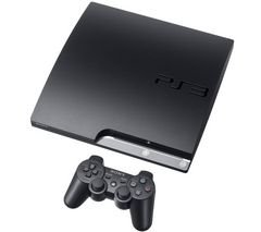 SONY COMPUTER 120 GB PS3 Slim Console PS3 Console