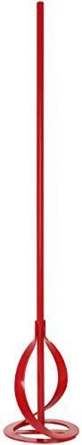 Connex Rondenrührer - Ø 100 x 590 mm - Sechskant-Schaft - Geeignet für Wand- & Deckenfarben - Mischgut bis 20 kg - Für 13 mm Bohrfutter / Farbrührer / Rührquirl / Rührkorb / COX781258