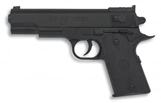 ALBAINOX 38286. Pistola de Airsoft Ming XING. Negra. ABS. Sistema de Muelle. Energia de 0,18 Julios