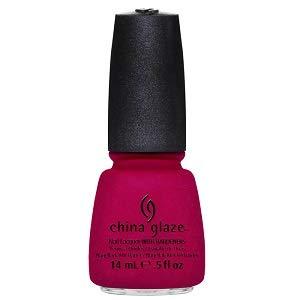China Glaze Nail Lacquer, Snap My Dragon, 0.5 Fluid Ounce